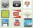 Download image icon for: A Placemat of Core Apps Serving Learning for All