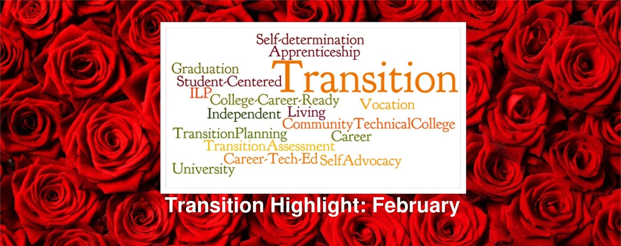 Bill of Rights for People with Developmental Disabilities. Are We Doing the Best We Can to Get Our Students Ready for College. Transition Highlight: February