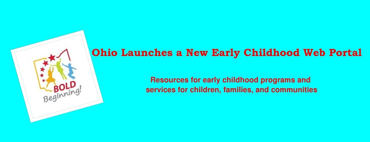 Ohio Launches a New Early Childhood Web Portal