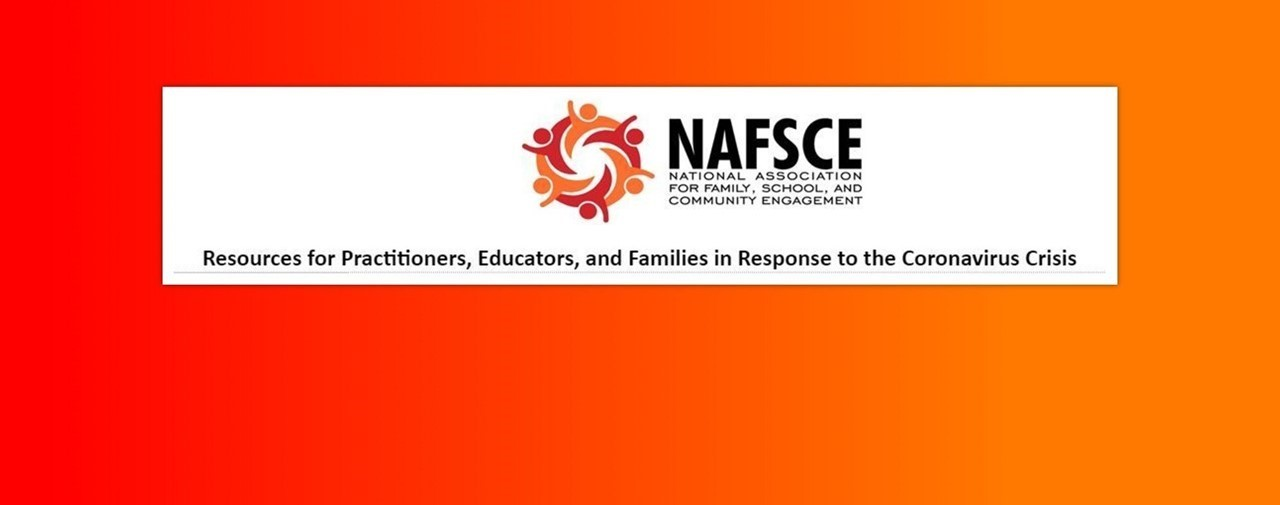 Resources from the National Association for Family, School, and Community Engagement